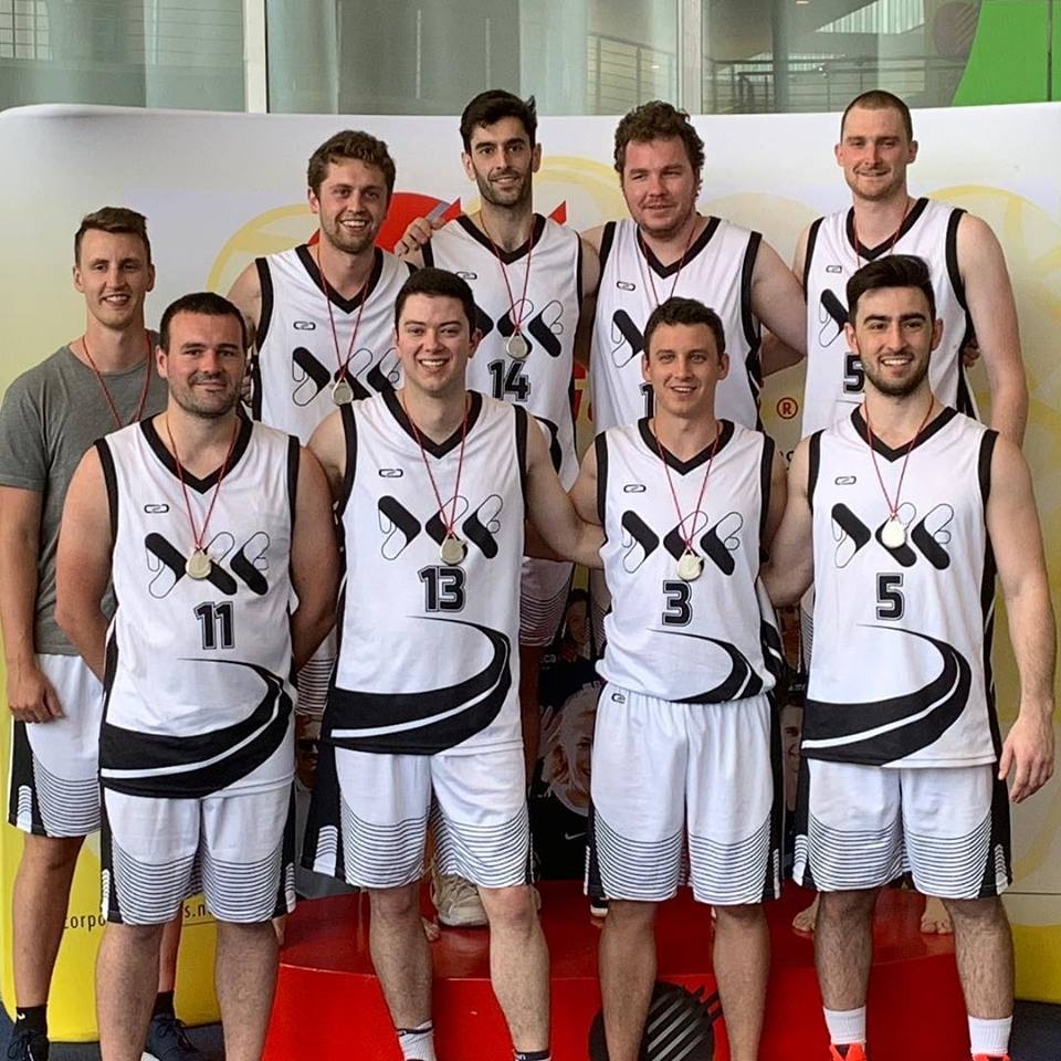 DCE Takes Out Gold at the Australian Corporate Games